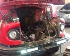 Reconvertimos Motor Mercedes Benz 1114 En 1518 Con Garantia