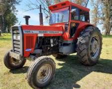 Massey Ferguson 1195 L Original Impecable Linea Nueva