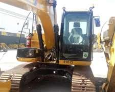 Excavadora Sobre Orugas Caterpillar 312 DL.
