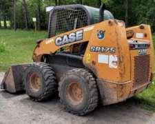 Minicargadora Case SR175 muy Buen Estado