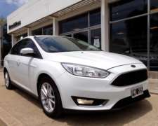 Focus III 4 Ptas 2.0 SE M/T año 2016 Impecable