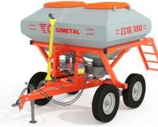 Fertilizadora EDR 3000 Gimetal
