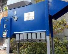 Separador para Limpieza de Granos Asm-5, Limpiador de Pilas