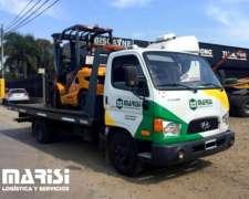 Marisi Logística y Servicios - Transporte Automotores