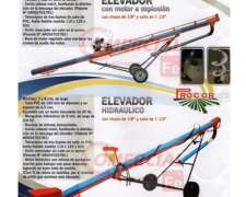 Chimango Hidráulico O A Motor A Explosión, Procor, Famer,