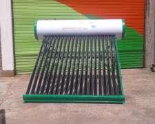 Termotanque Solar 245l (incluye Resistencia y Ánodo)