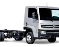 Camión Volkswagen - Delivery 6.160 - Truck NOA