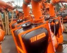 Pulverizador Cañon AJ 401 Plus Jacto