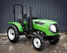 Tractor Doble Traccion Tipo Massey de 45hp, Marca Chery