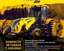 Tractor Pauny Audaz Cummins