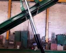 Plataforma Elevadora Hidraulica Volcadora