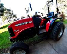 Tractor Apache Solis 26gt