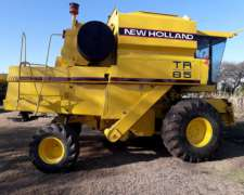 New Holland TR Doble Rotor