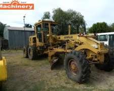 Motoniveladora Caterpillar 140g (id374)