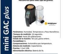 Minigac Plus ( Humedimetro De Granos Portátil Dickey John)