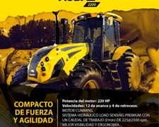 Tractor 2200 Línea Audaz - Pauny