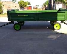 Acoplado Rural de 4 X 2 ( 4tn)nuevo Disponible