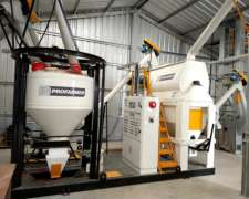 Plantas Alimento Balanceado P F C 5.000 Kg/hs - Profarmer