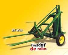 Elevador de Rollos Agroar ER4000