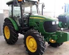 Tractor John Deere 5082e - Nuevo