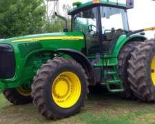 Vendo Tractor John Deere 8320 en Excelente Estado