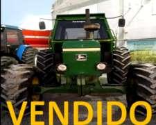 Tractor Jonh Deere 3540