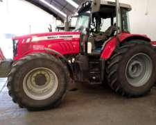 Tractor Massey Ferguson 6480 Michelin Paton Inyecccion Nueva