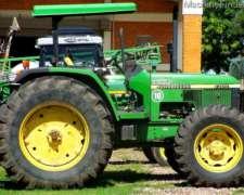 Tractor John Deere 6300 año 1997