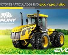 Tractor Pauny Articulado EVO 540 - 240 HP