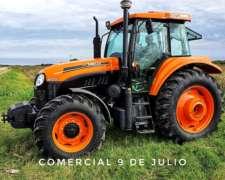 Tractor Zanello Ecoline 4120 4X4 120hp - 9 de Julio