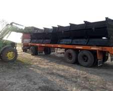Comederos para Vacas 3.50mts Comederos para Hacienda