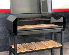 Parrilla Barbacoa Lepen Calefactores