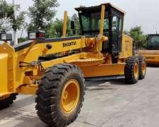 Motoniveladora Brumby Shantui 215 HP