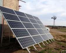 Paneles Solares y Termotanques Solares