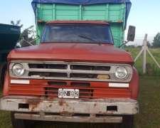 Camion Dodge 800 año 1979