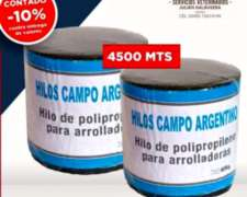 Promo Temporada 20/21 Hilo para Arrolladora Campo Argentino