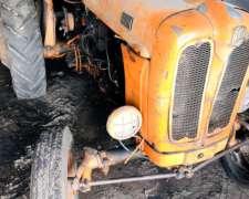 Tractor Fiat 411 Fiat