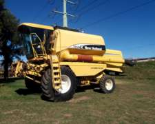 Cosechadora New Holland TC59 - año 2006