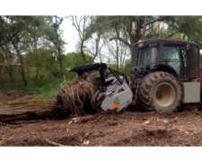 Triturador Forestal FAE UMH Mega