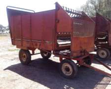 Carro Forrajero Mainero B300