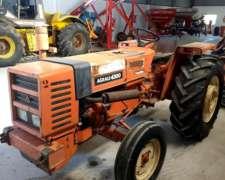 Tractor Agrale con 3 Puntos y Toma de Fuerζa.