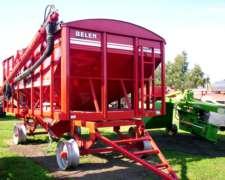 Acoplado Semilla-fertilizante Belen (nuevo), Capacidad 14 Tt