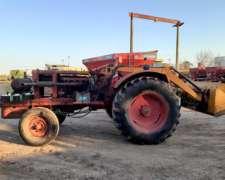 Tractor Deutz 70 Invertido