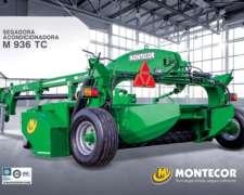 Segadora Montecor Acondicionadora Montecor M936tc