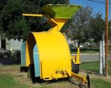 Embolsadora Fiber-k Sin Tractor De 9 P