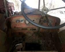 Vendo Tractor Hanomag Usado