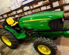 Tractor John Deere 5425 N (estrecho)