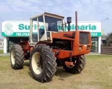 Tractor Zanello 450 Motor Deutz 160 HP. con Toma de Fuerza