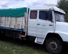 Camion Mercedes 1633 Con Acoplado