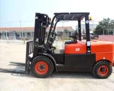 Autoelevador Taurus Diesel 5,0 TN CPCD50